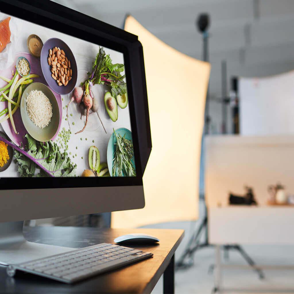 Photoshoot Food