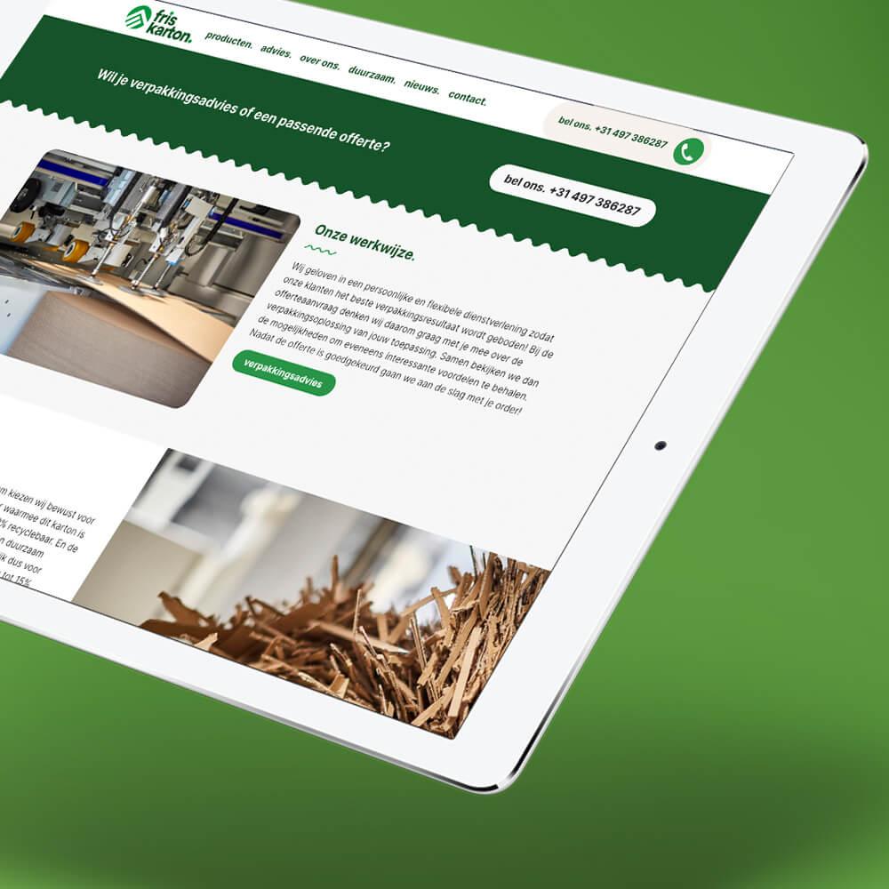 Webdesign bij Boost Creators in Bergeijk