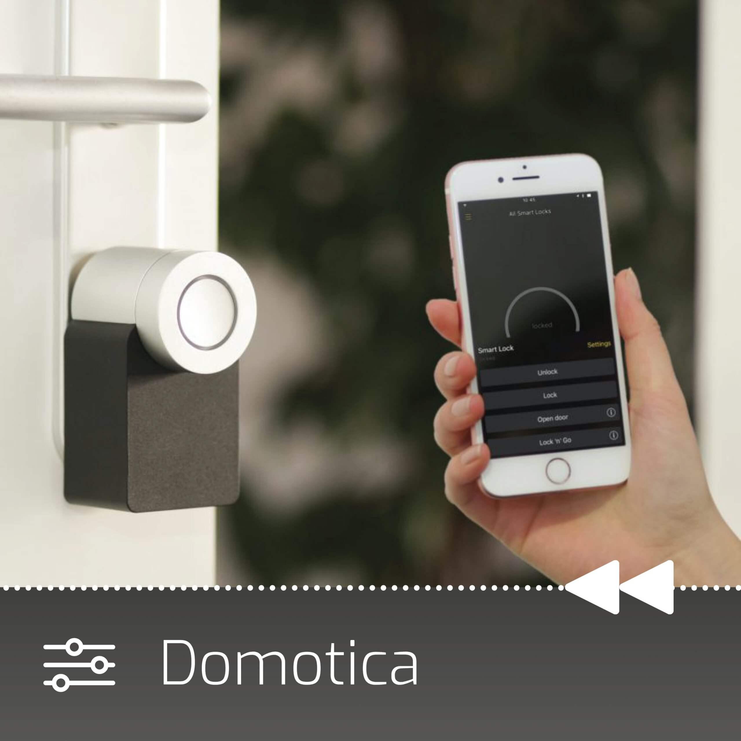 Home Autotainment Domotica