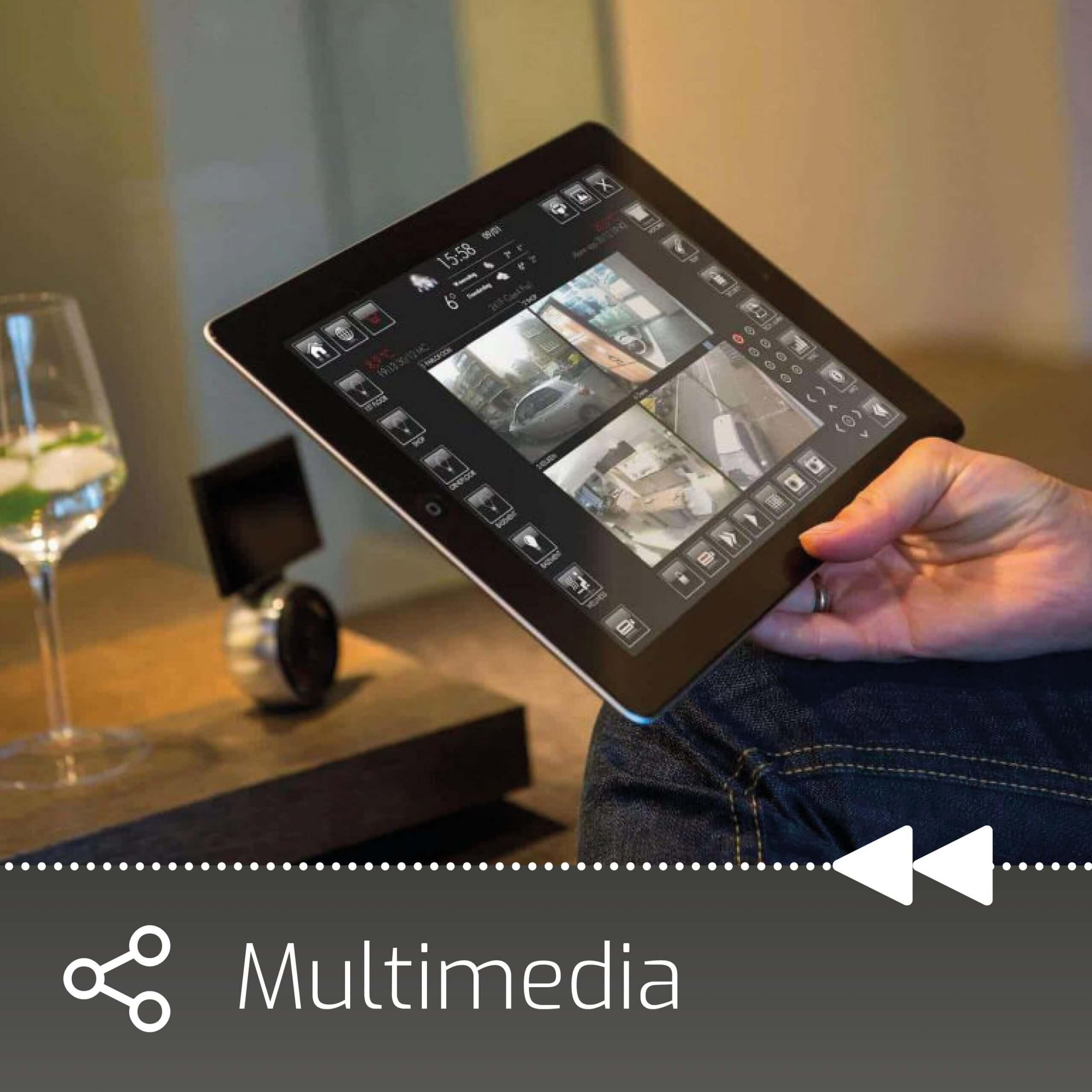 Home Autotainment Multimedia