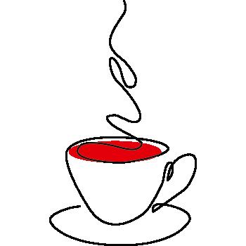 Kom langs voor een kopje koffie