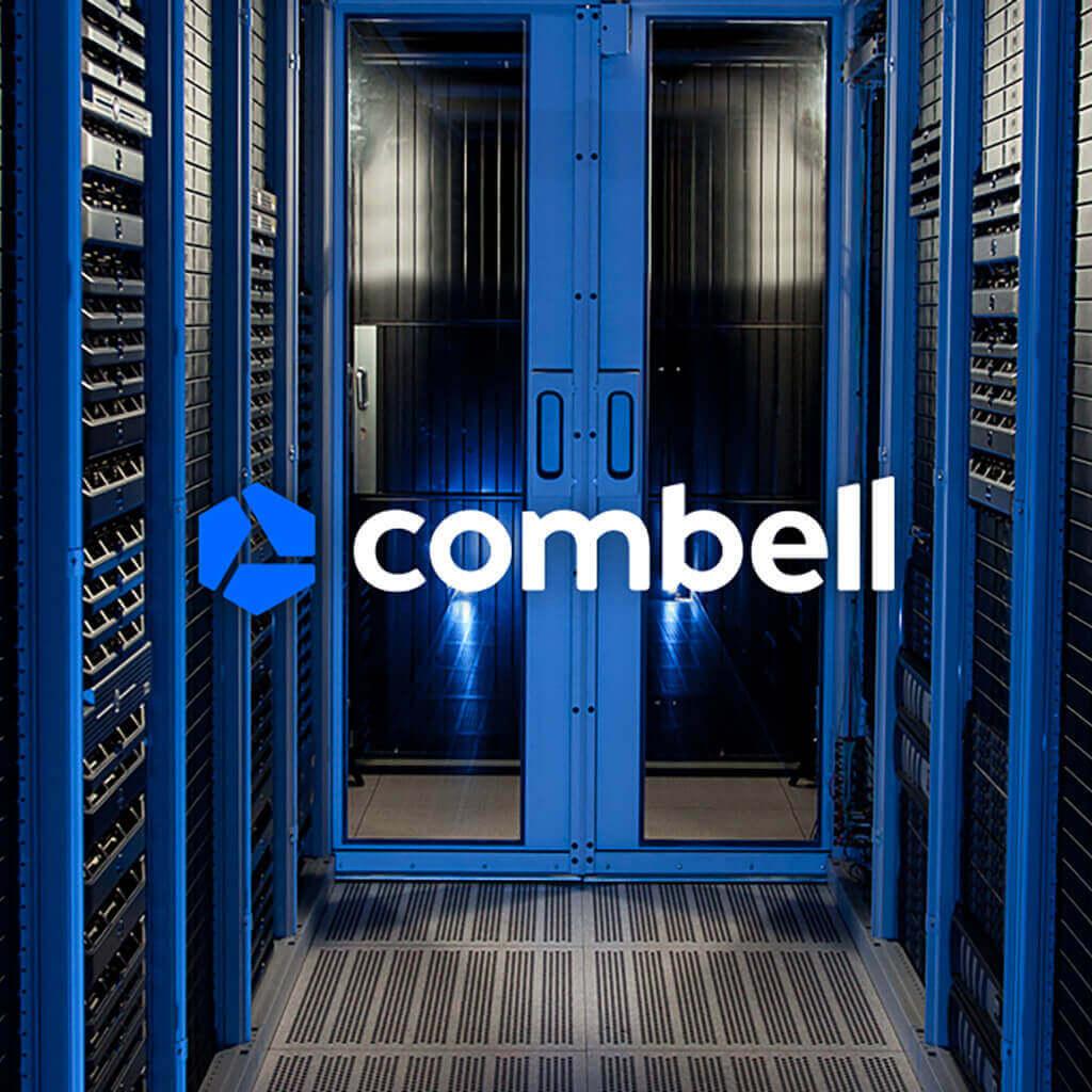 Website hosting bij Combell