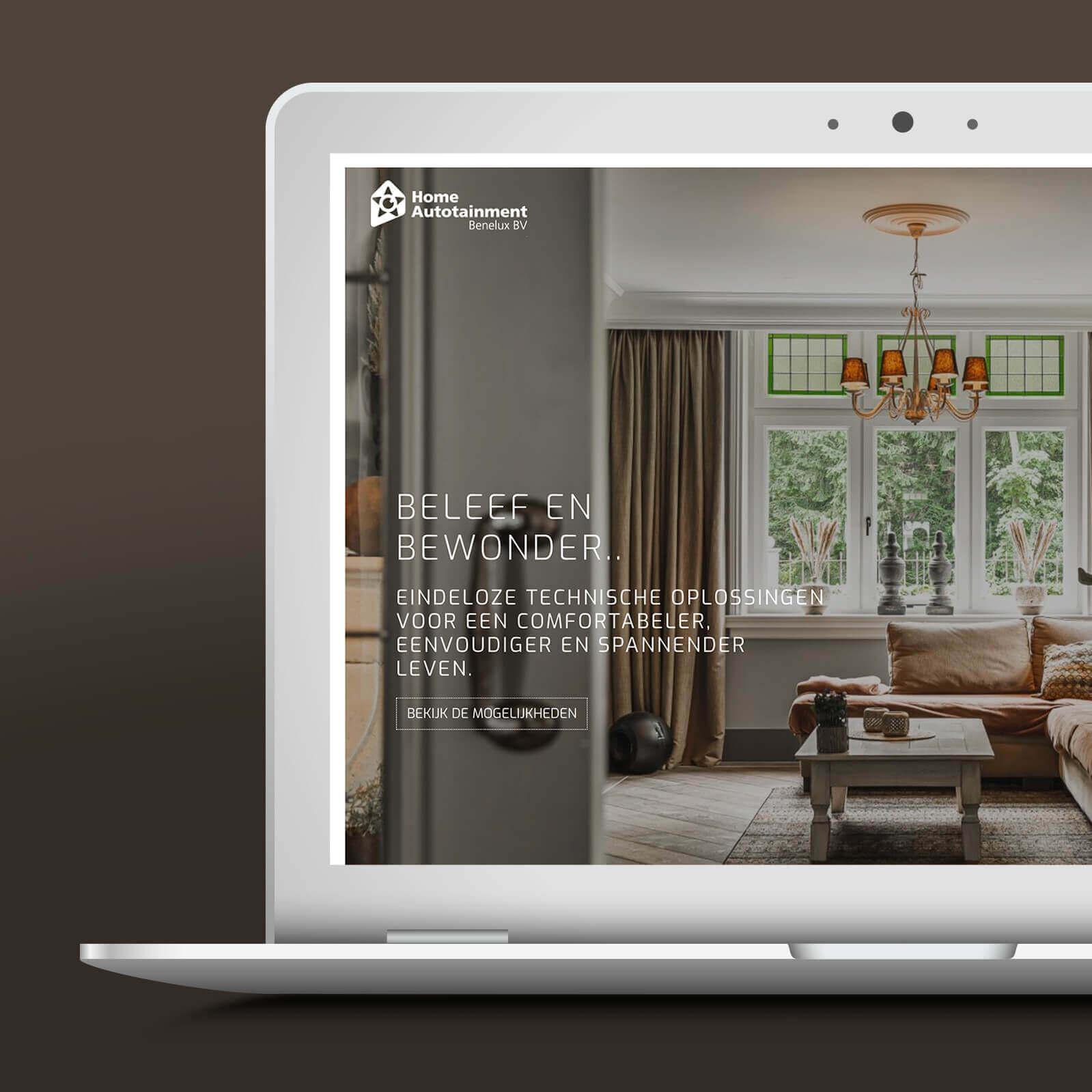 Website Home Autotainment