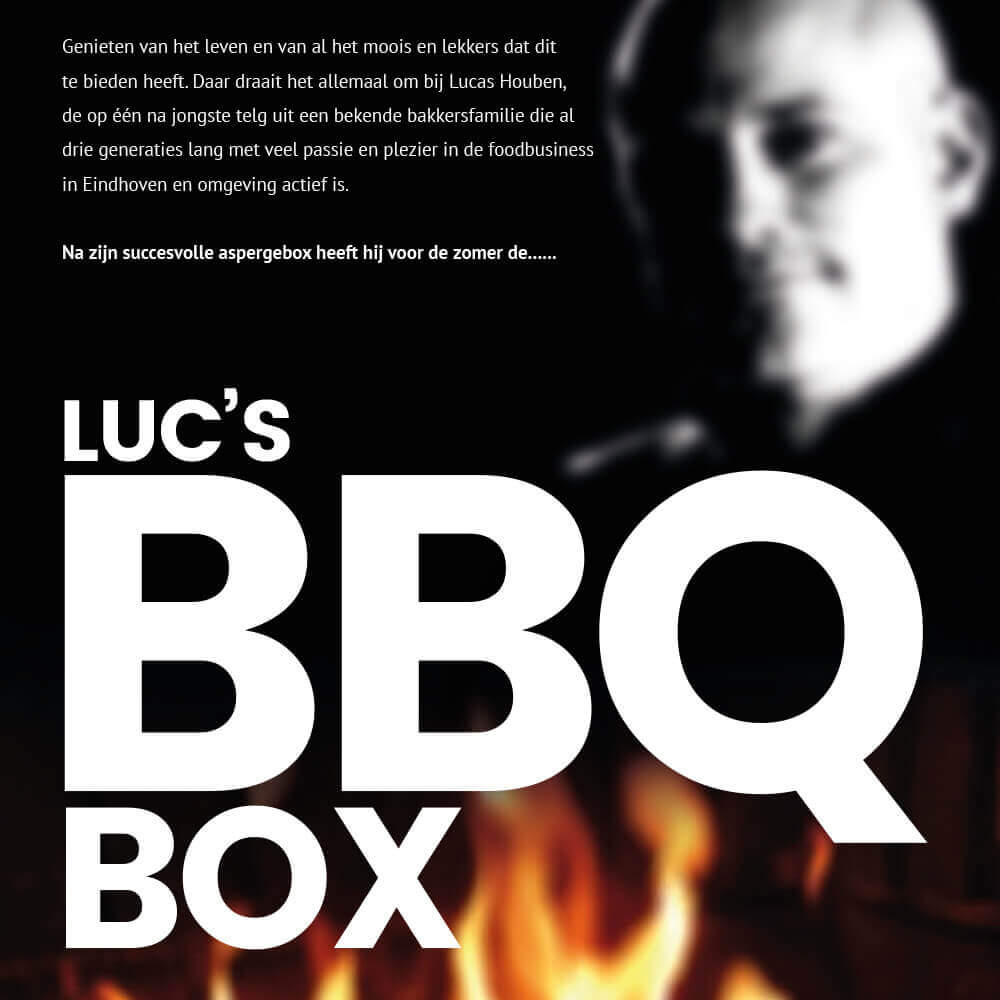 Flyer Luc's Box